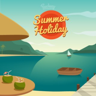 Summer Holiday Free Vector