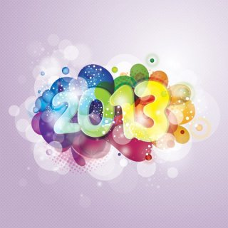 2013 Free Vector