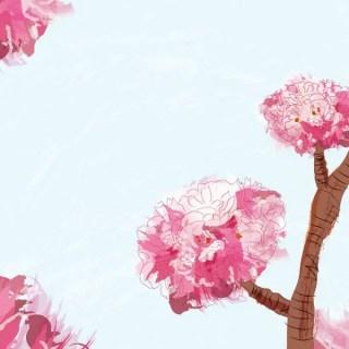 Blooming Spring Free Vector