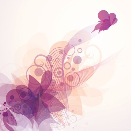 Butterfly Fly Away Free Vector