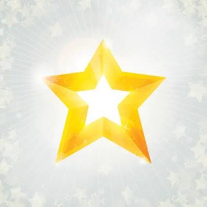 Christmas Star Free Vector