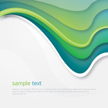 Cover Template Free Vector