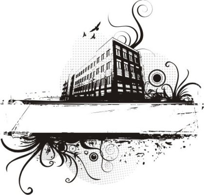 Gryngy Street Free Vector