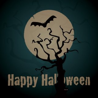 Happy Halloween Free Vector