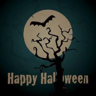 Happy Halloween Free Vector
