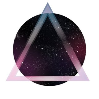 Space Triangle Free Vector