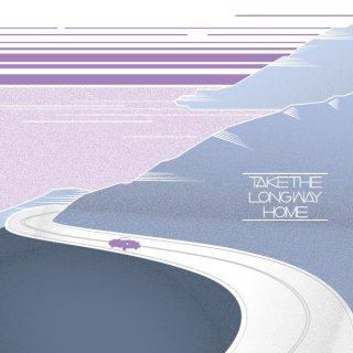 Take The Long Way Home Free Vector