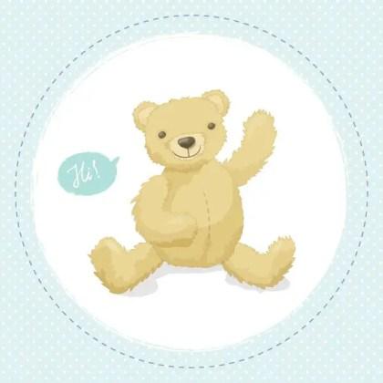 Teddy Bear Free Vector