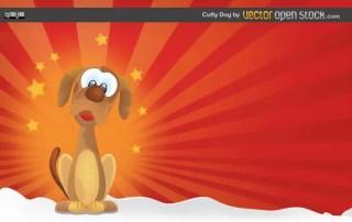 Cutty Dog Free Vector