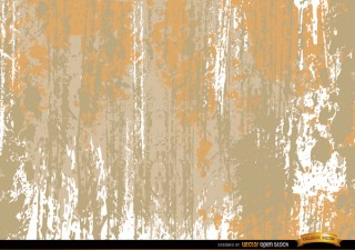 Grunge Rusty Wall Background Free Vector
