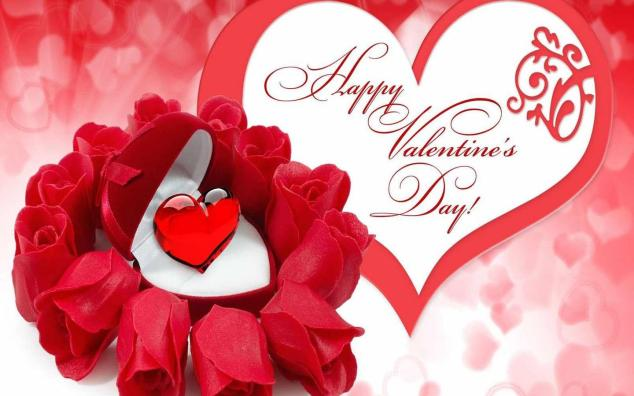 Happy Valentines Day 2018 - Happy Valentines day Gifs 2018 , Images, HD Wallpapers, Cover Photos