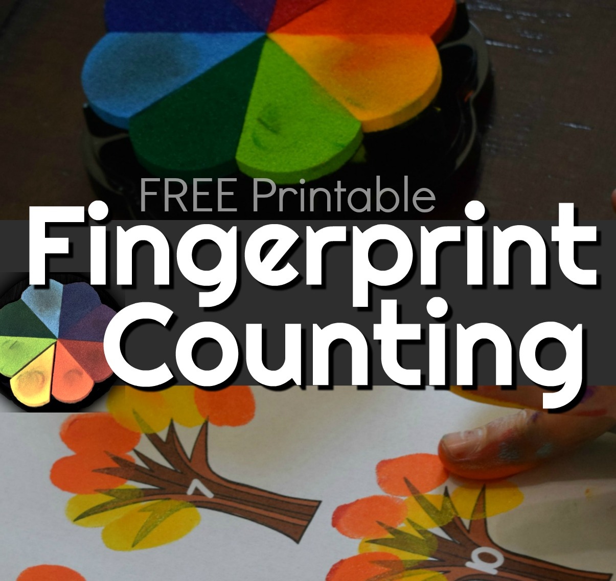 Free Fingerprint Counting Printables