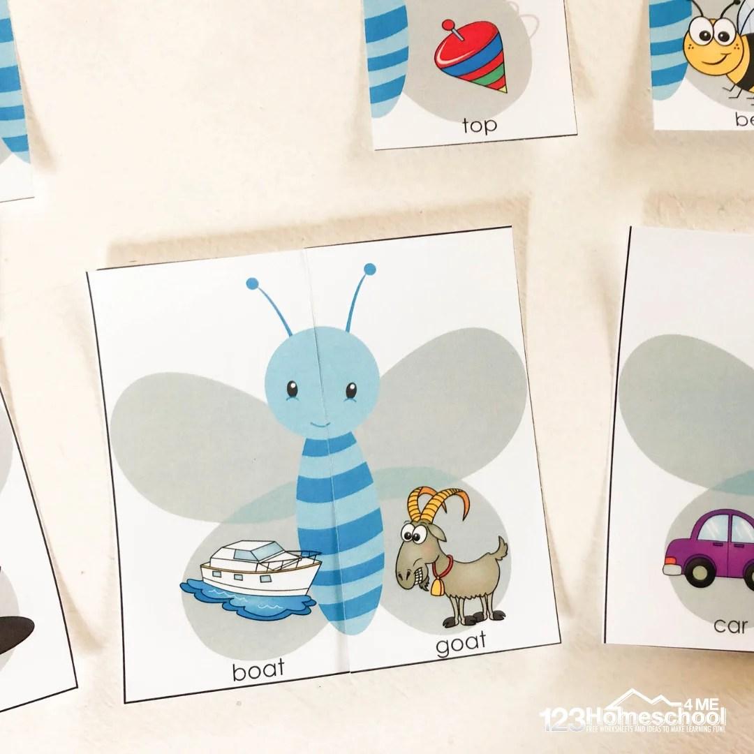 Butterfly Worksheet 1st Grade Fun