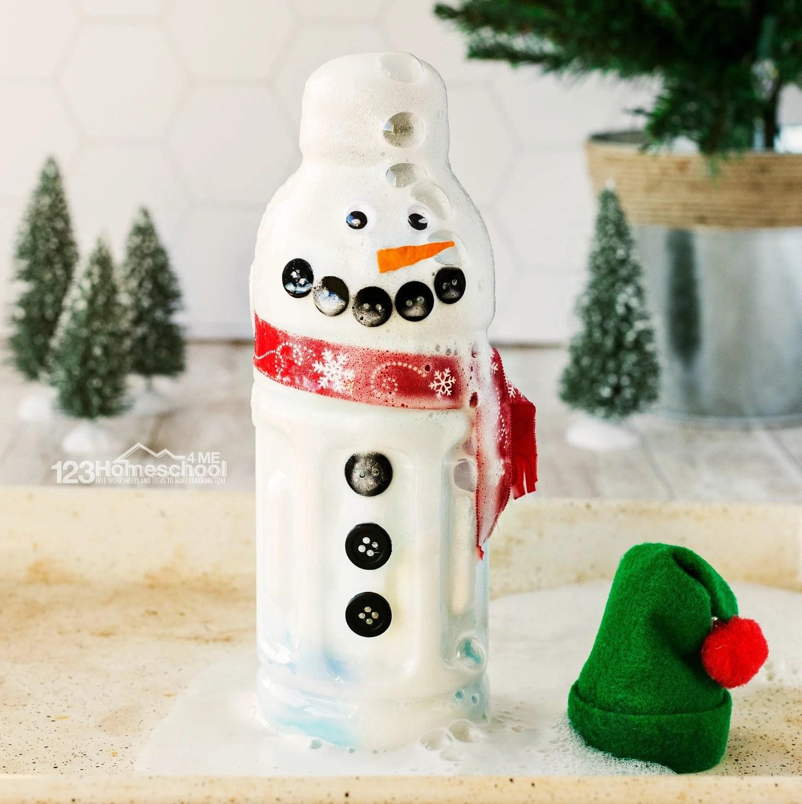 Snowman Eruptions
