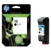 HP 15 (C6615DE)  inktcartridge zwart (origineel) C6615DE 030330