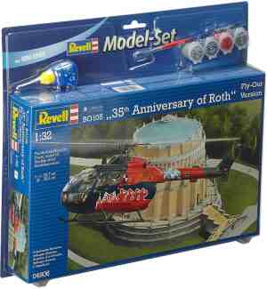 "Model Set BO 105 ""35th Anniversa"