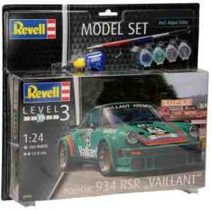 Revell Auto Bouwpakket Porsche 934 RSR Vaillant