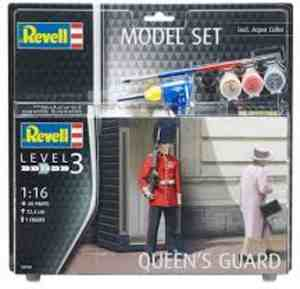 Revell Modelset Queen's Guard