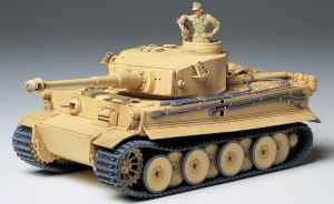 Tamiya German Tiger I Initial Production