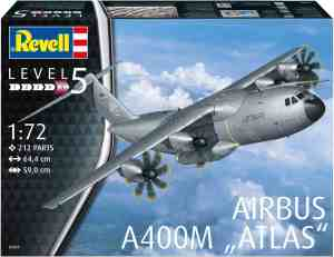 "Revell Airbus A400M ""ATLAS"""