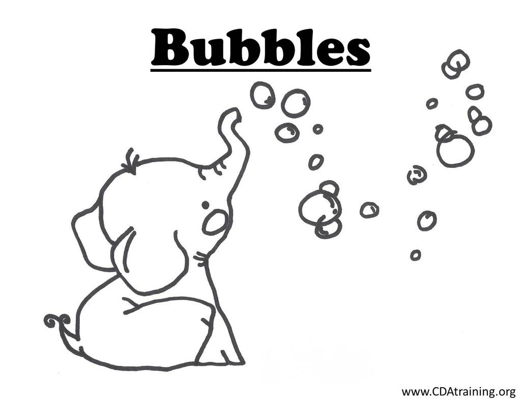 Bubbles Curriculum Theme