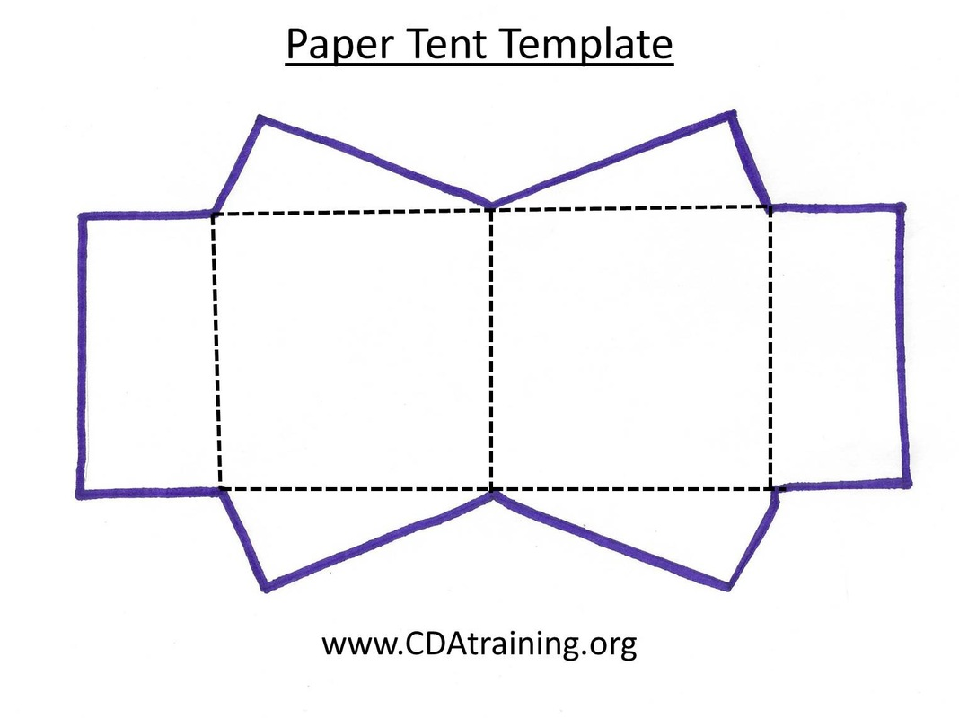 Airplane Cut Out Template