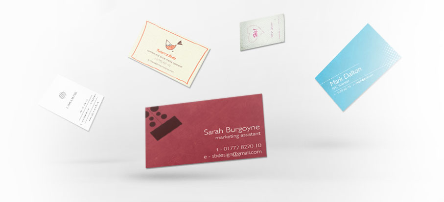 Business Cards From 399 123Print UK
