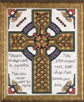 FREE CELTIC CROSS STITCH PATTERNS Browse Patterns