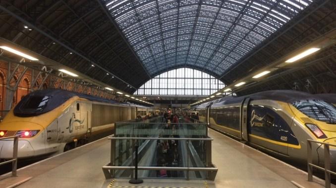 Eurostar goedkope treinkaartjes Londen
