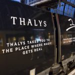 Thalys in Disneyland Parijs thema