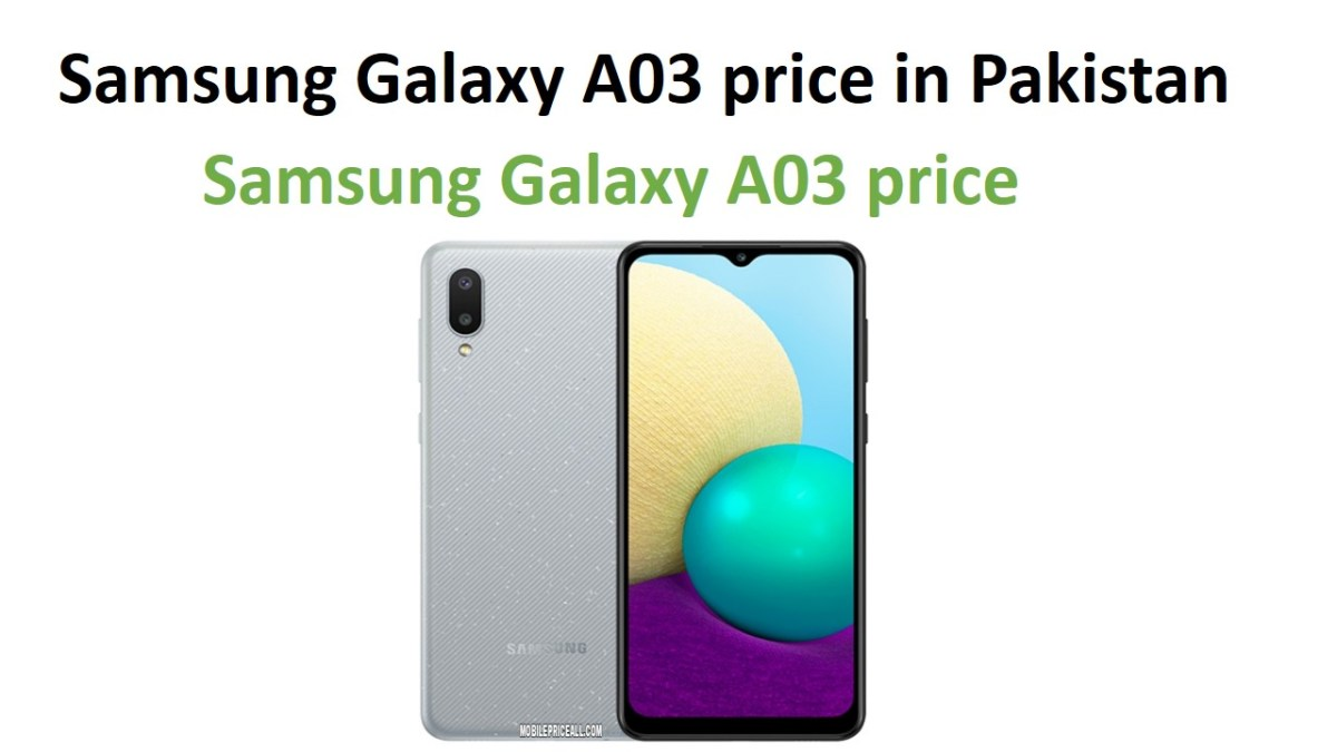 Samsung Galaxy A03 price in Pakistan