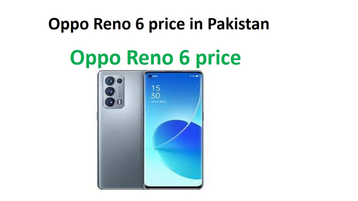 Oppo Reno 6 price in Pakistan