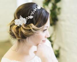 Hairstyle tips for brides