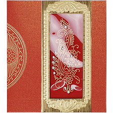 Irresistible and stylish South Indian Wedding Invitation ...
