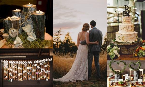 Rustic Wedding: 123WeddingCards