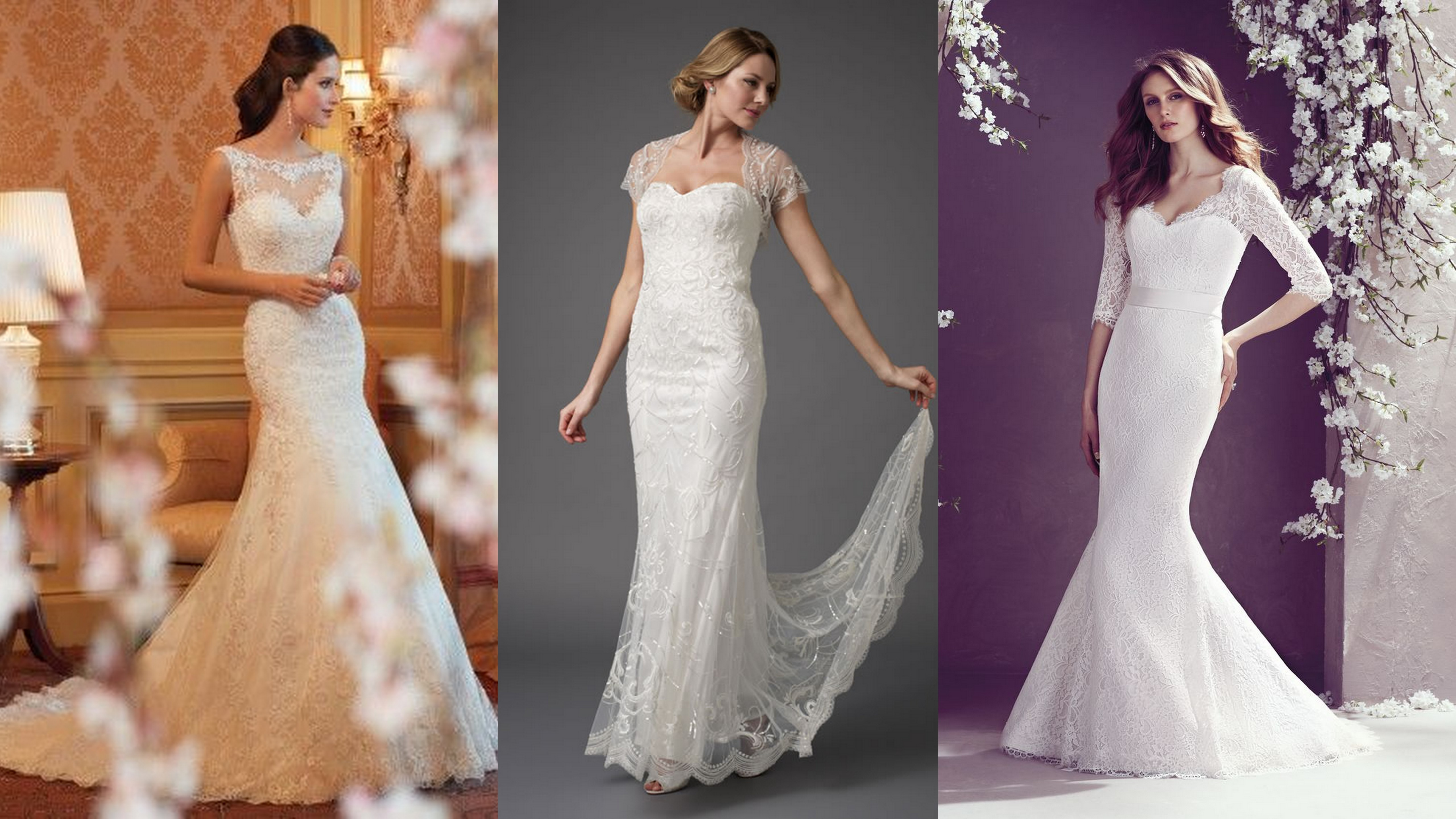Top 5 tips to find ideal wedding dress for your body type for Body shaper for wedding dress