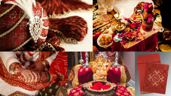 Hindu weding- 123WeddingCards