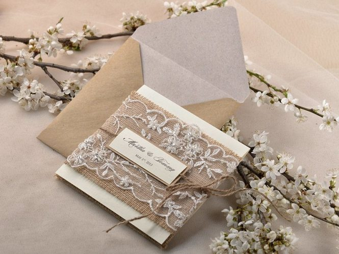 Country Themed Wedding Invitations As An Additional Inspiration For A Chic Invitation Design With Layout 1