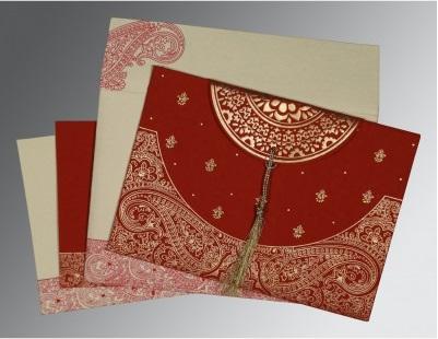Hindu wedding Invitation- 123WeddingCards