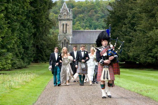 Wedding Bagpipes- 123WeddingCards