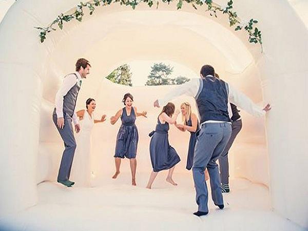 Bouncy Castle for Wedding