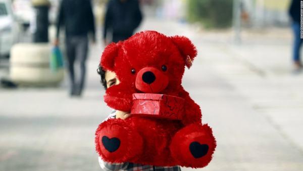 Valentine's Teddy Day - 123WeddingCards