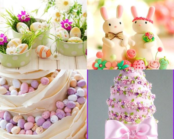 Easter Weddings decoration