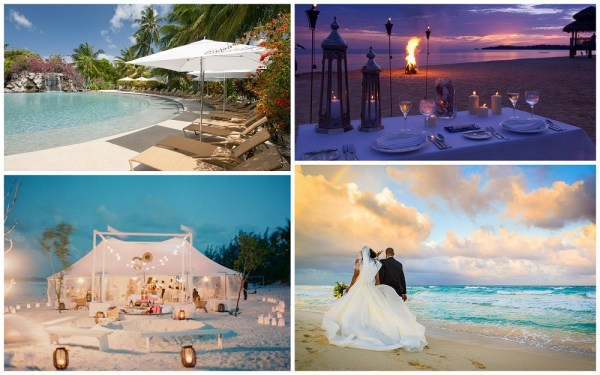Beach wedding venues - 123WeddingCards