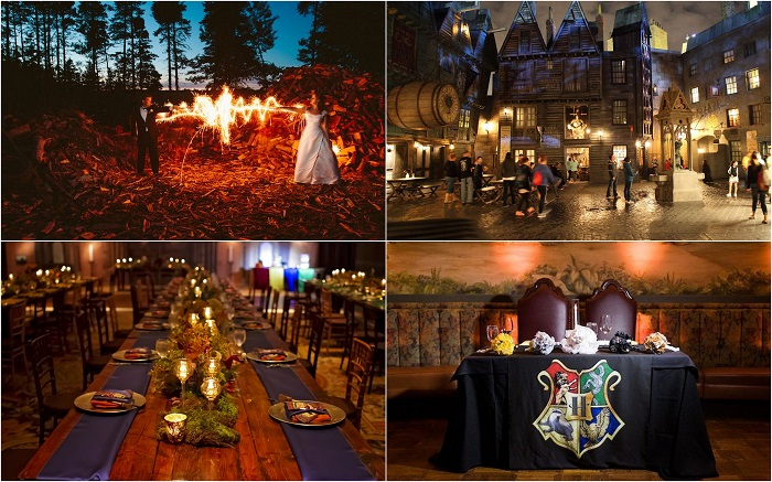 Harry Potter Theme Wedding Ideas Inspirations 2016