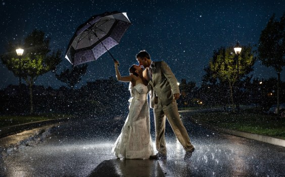 Rain Dance | 123WeddingCards