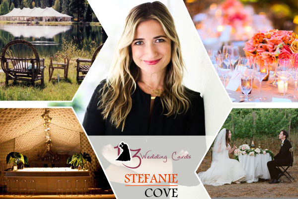 Stefanie Cove | 123WeddingCards