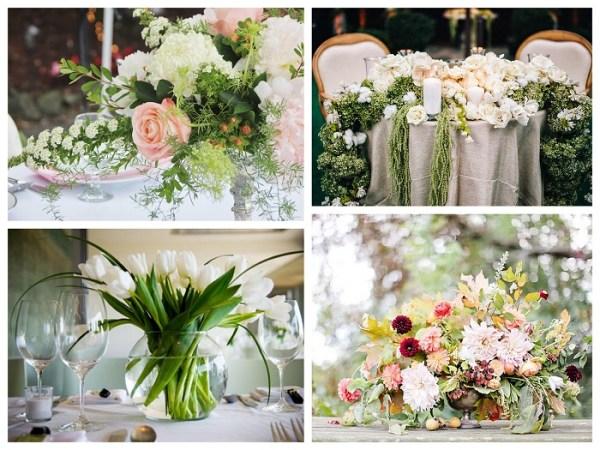 Floral Centerpieces - 123WeddingCards