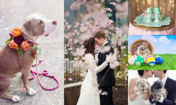 Wedding Pictures - Easter and Spring weddings