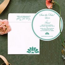 Save the date invitations - 123WeddingCards